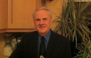 Rev Norman Hamilton