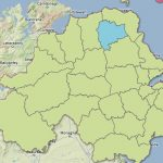 Availability of superfast broadband within Northern Ireland