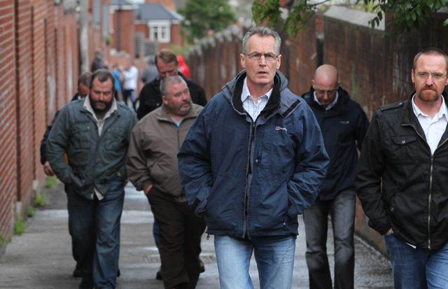 Sinn Féin's Gerry Kelly MLA