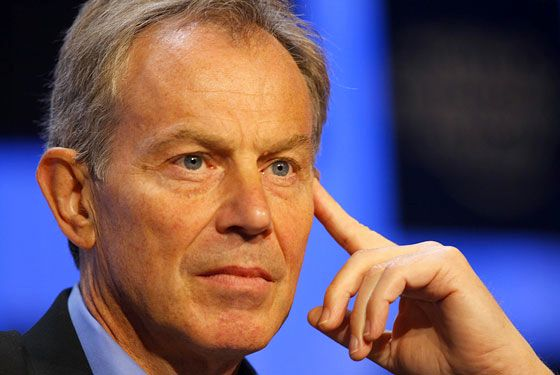Tony Blair - master of 'constructive ambiguity'