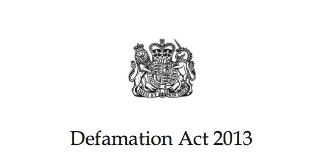 Libel: new Defamation Act will reverse 'chilling effect', ministers claim