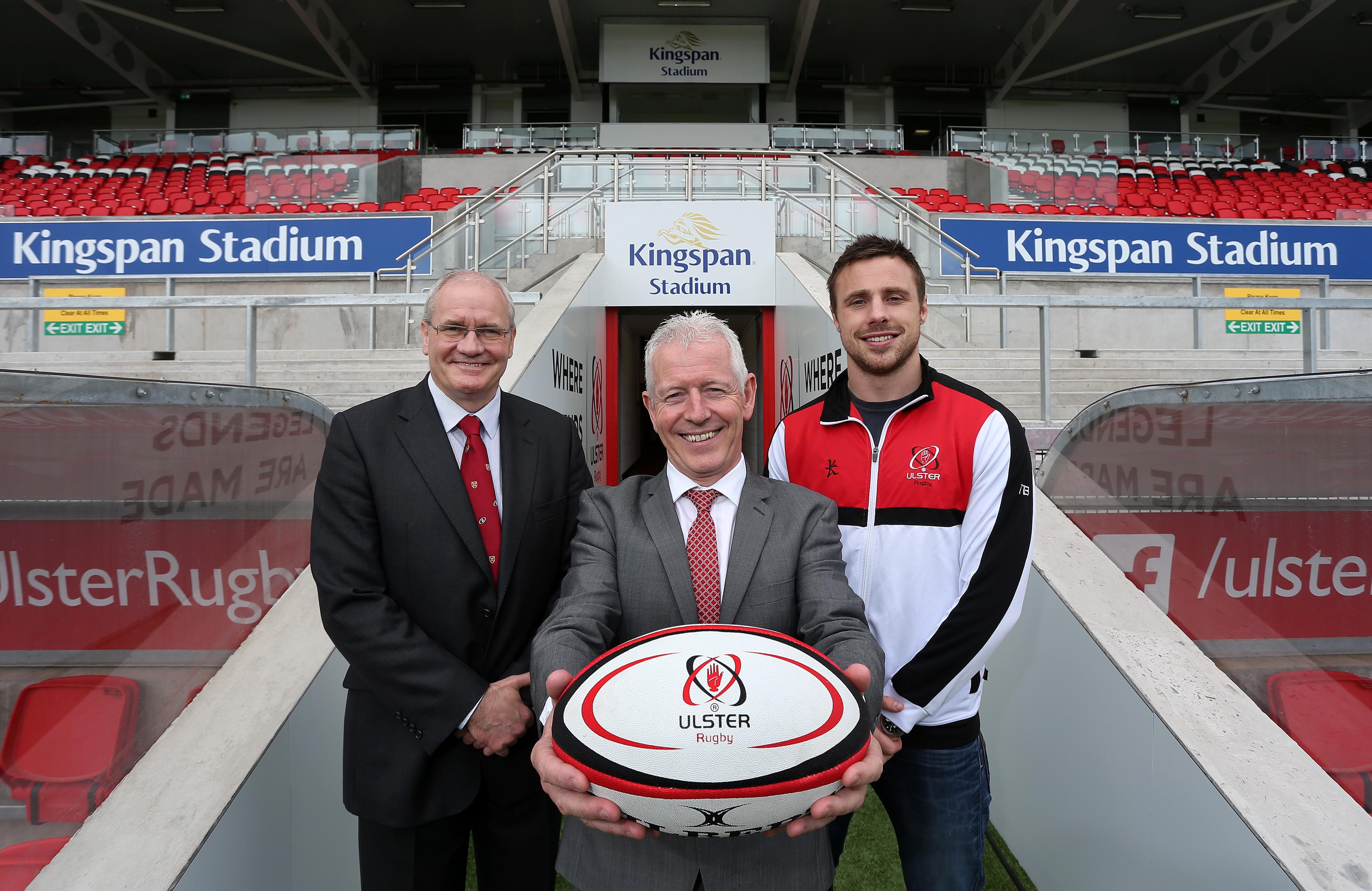 Ulster Rugby agrees stadium naming rights deal with Kingspan