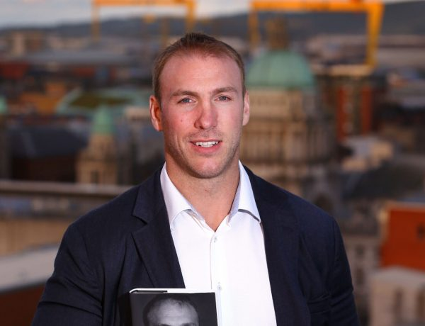 'Man and Ball' – Stephen Ferris in his own words: Brian Spencer on this frank autobiography