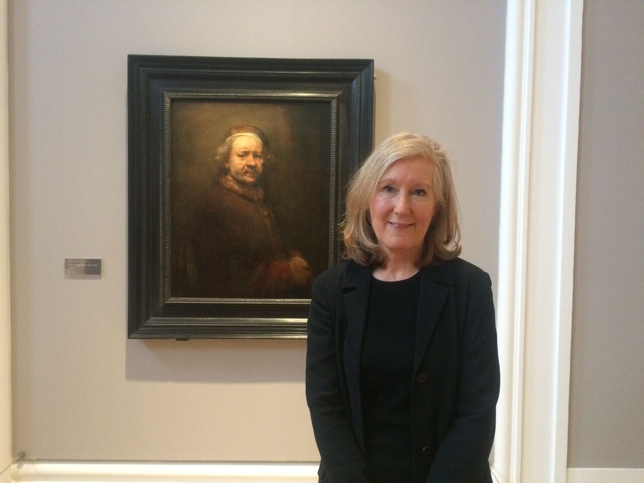 Anne Stewart, Rembrandt