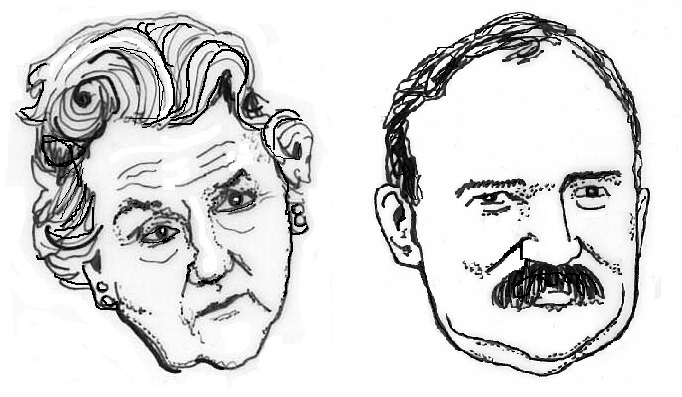 Nora and James Connolly, Brian John Spencer