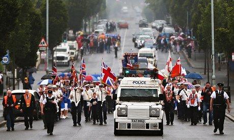 Marching, Brian Rowan