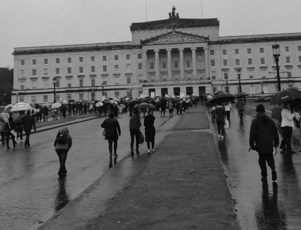 """I think we're F***ED – If Sinn Fein think it's all right, loyalists will think it's all wrong."" – By Brian Rowan"