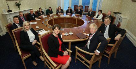A post Brexit Executive – ByDavid McNarry