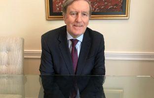 Daniel Mulhall - Ambassador of Ireland to the USA