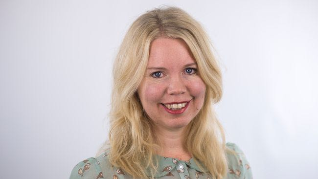 Therese Bergstedt, SVT