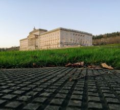 STORMONT: On another walk to its very edge –By Brian Rowan