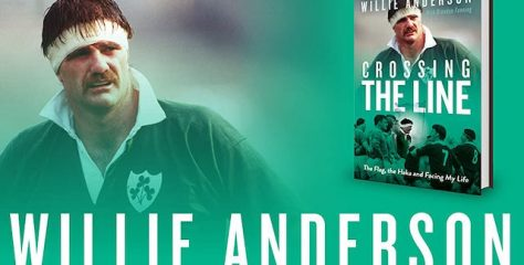 Willie Anderson's autobiography set to become a Christmas bestseller – by Deric Henderson